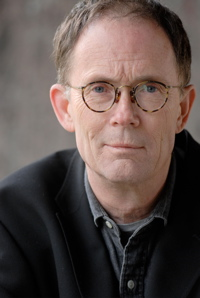 William Gibson by Michael O'Shea