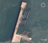 GoogleEarthing The North Korean Military Open Source With - Us missile silos google maps