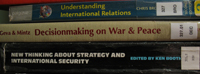 A reading list on national security