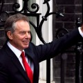 Blair's Long Goodbye