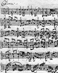 Bach's Chaconne