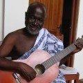 Ghana Speaks (IV): … and Koo Nimo plays guitar and sings