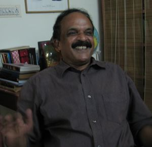 "Real India: Novelist Paul Zacharia Shares His ""Confusion"""