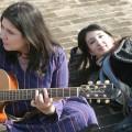 "Zeb and Haniya: the healing charm of ""Urdu blues"""