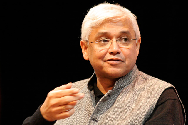 Amitav Ghosh and his addictive empire trilogy | Open Source with Christopher Lydon - Amitav-Ghosh