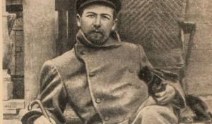Anton_Chekhov_1897_in_Melihovo