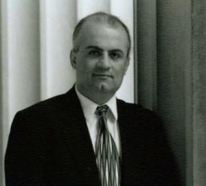 Nasser Rabbat portrait