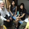 At Peking University: the Rising Generation