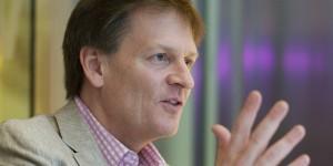 Author Michael Lewis Interview