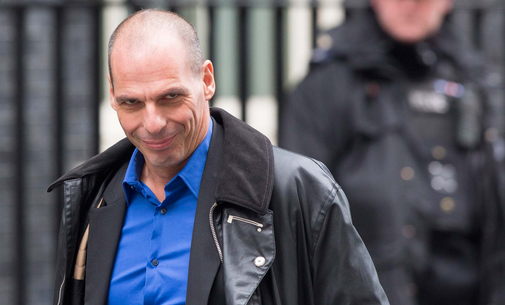 Summer Motorcycle Jacket >> Yanis Varoufakis's Greek Tragedy - Open Source with Christopher Lydon
