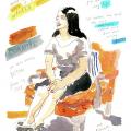 Molly Crabapple's Cosmopolitan Colors